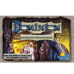 Dominion: Intrigue - Second Edition Upgrade Pack