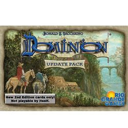Dominion: Second Edition Upgrade Pack