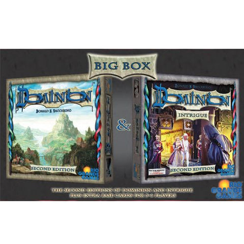 Dominion Big Box: Second Edition