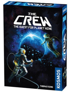 The Crew: Quest for Planet Nine