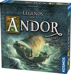 Legends of Andor : Journey to the North