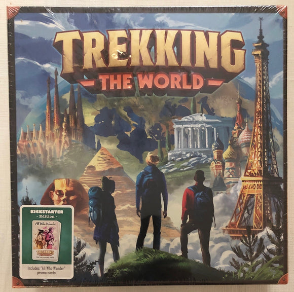 Trekking the World - Kickstarter Edition