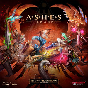 Ashes: Reborn - Rise of the Phoenixborn Core set