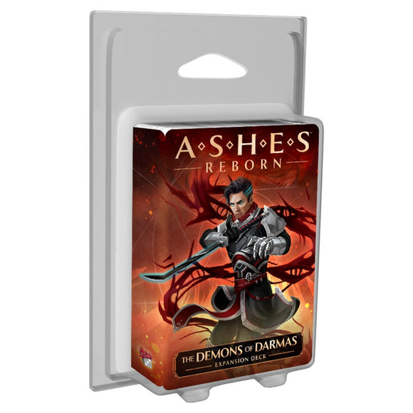 Ashes: Reborn - The Demons of Darmas Expansion