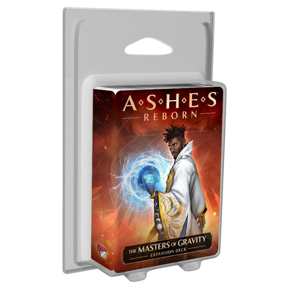 Ashes: Reborn - The Masters of Gravity Expansion
