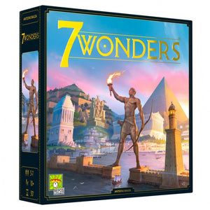 7 Wonders: New Edition