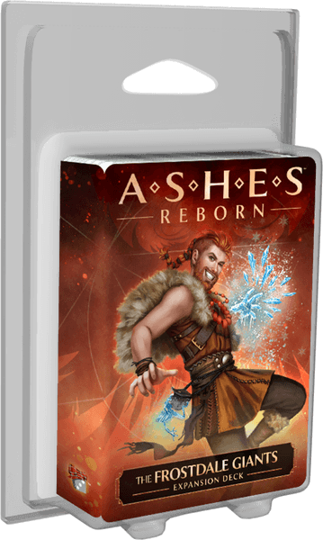 Ashes: Reborn - Frostdale Giants Expansion