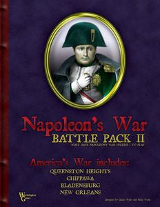 Napoleon's War: Battle Pack II - America's War