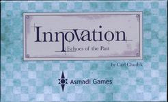 Innovation: Echoes of the Past 1st Edition