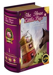 Tales & Games: The Three Little Pigs