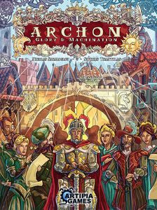 Archon: Glory and Machination box