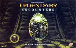 Legendary Encounters: Alien DBG