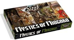 Blood Rage: Mystics of Midgard