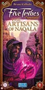 Five Tribes: Artisans of Naqala Expansion