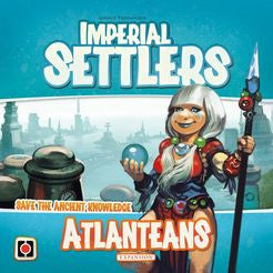 Imperial Settlers: The Atlanteans