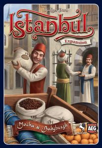 "Istanbul - ""Mocha and Baksheesh"" Expansion"