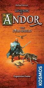 Legends of Andor - The Star Shield Expansion