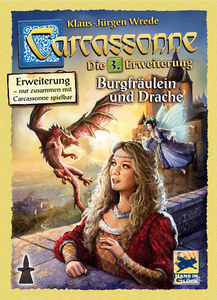 Carcassonne: The Princess and the Dragon