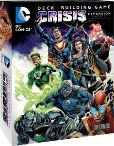 DC Comics - Deck Building Game: Crisis Expansion 3