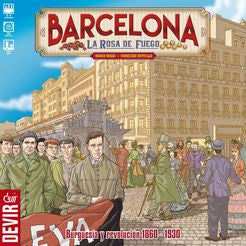 Barcelona: The Rose of the Fire