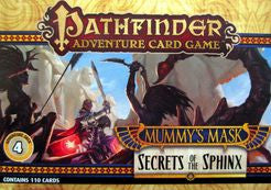 Pathfinder Adventure Card Game: Mummy's Mask Adventure Deck 4 - Secrets of the Sphinx