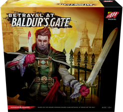 Betrayal at Baldur's Gate - Ding/Dent