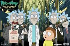 Rick & Morty: Close Rickcounters of the Rick Kind