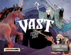 Vast: The Crystal Caverns - Fearsome Foes