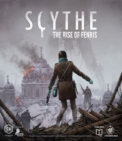 Scythe: Rise of Fenris Expansion