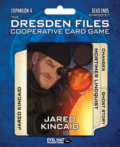 Dresden Files Cooperative Card Game: Expansion 4 - Dead Ends