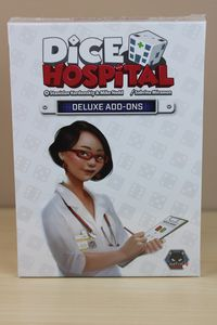 Dice Hospital: Deluxe Add-on Box