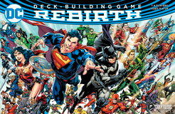 DC Comics: Deck Building Game - Rebirth