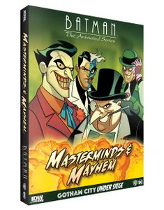 Batman: The Animated Series - Gotham Under Siege: Masterminds and Mayhem