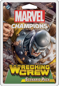 Marvel Champions - The Card Game: Wrecking Crew Scenario Pack