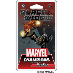 Marvel Champions - The Card Game: Black Widow Hero Pack
