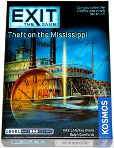 Exit: The Game - Theft on the Mississippi