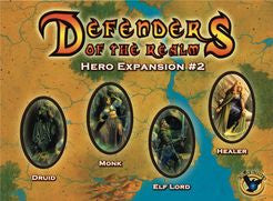 Defenders of the Realm: Heroes Expansion #2