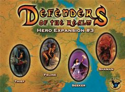 Defenders of the Realm: Heroes Expansion #3
