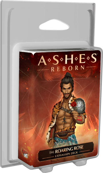Ashes: Reborn - The Roaring Rose Expansion
