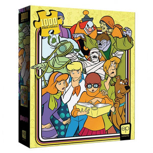Puzzle: Scooby-Doo: Meddling Kids