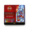 KOH-I-NOOR Polycolor : Color Pencil 24