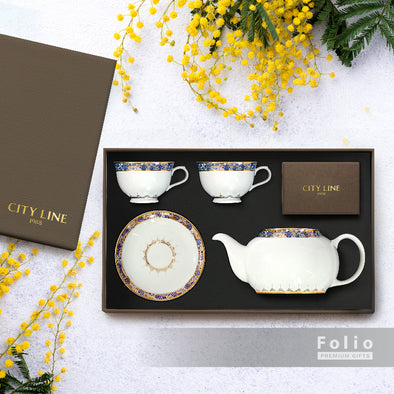 BENJARONG LUXURY TEA SET