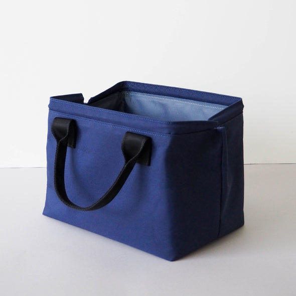 NAVY LUNCH BAG