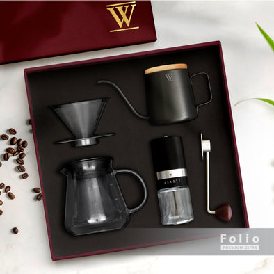 PREMIUM COFFEE DRIP SET