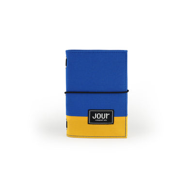 Jour Waterproof Note Size A6 :  สมุดกันน้ำ Two-Tone (Beach)