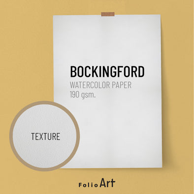 Bockingford Paper Sheet