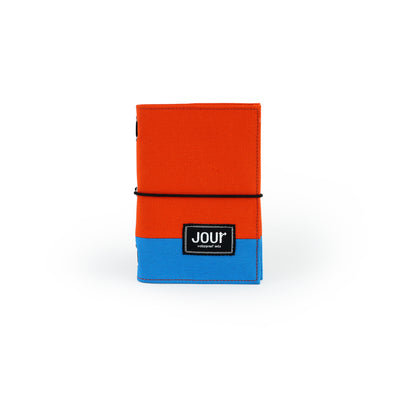 Jour Waterproof Note Size A6 : สมุดกันน้ำ Two-Tone (Sunset)