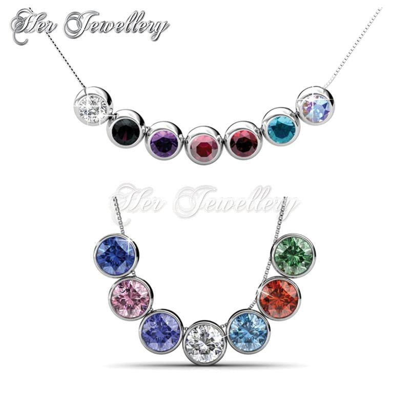 7 days pendants set 7 days moon pendants set her jewellery 7 days pendants set 7 days moon pendants set mozeypictures Choice Image