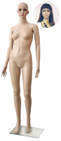 Gayle Female Standing Mannequin