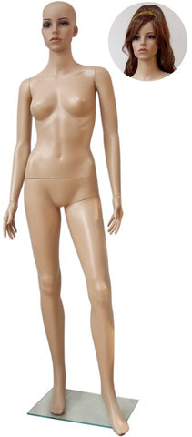 Gina Female Standing Mannequin